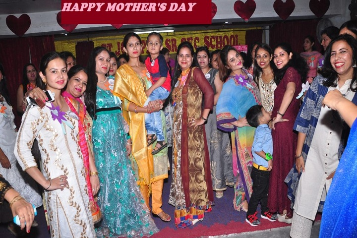 St Joseph High School-Mothers Day celebration