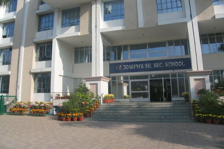 St Joseph High School-School Building