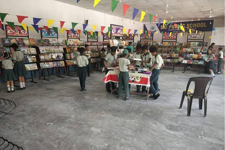 Sai Public School-Book Fair