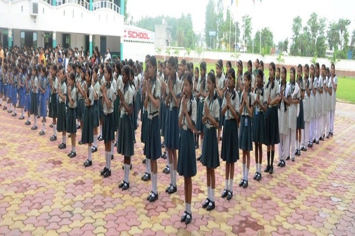 Sai Public School-Assembly