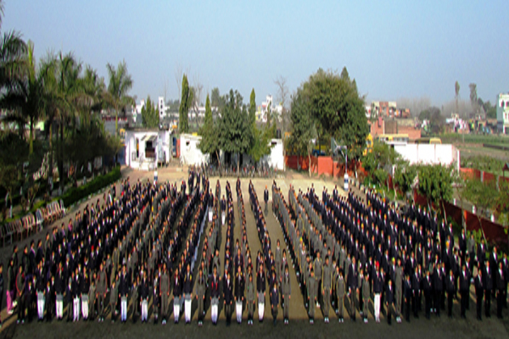 Sai Public School-Assembly2