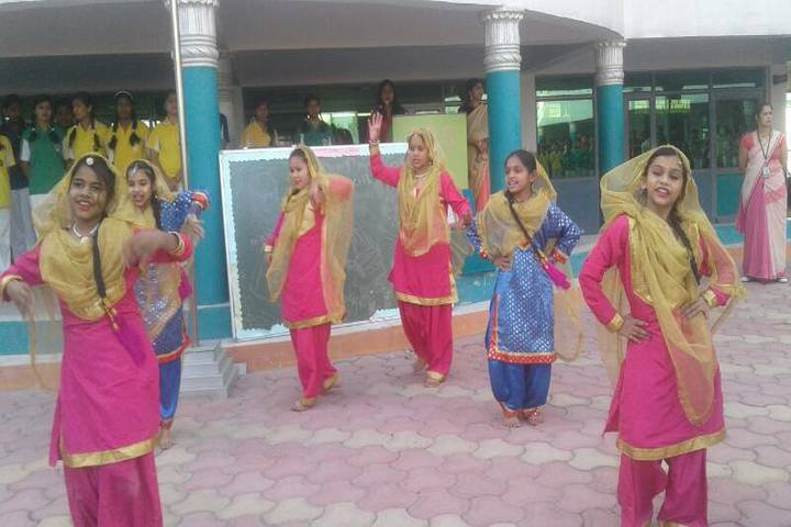 Sai Public School-Dances