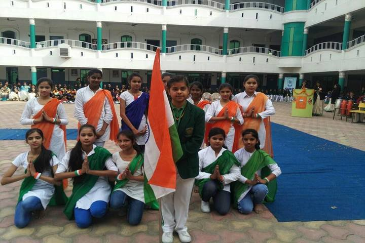 Sai Public School-Independence Day