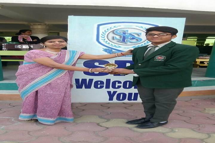 Sai Public School-Prizes