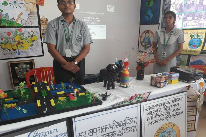 Samar Study Hall Senior Secondary School-Science Exhibition