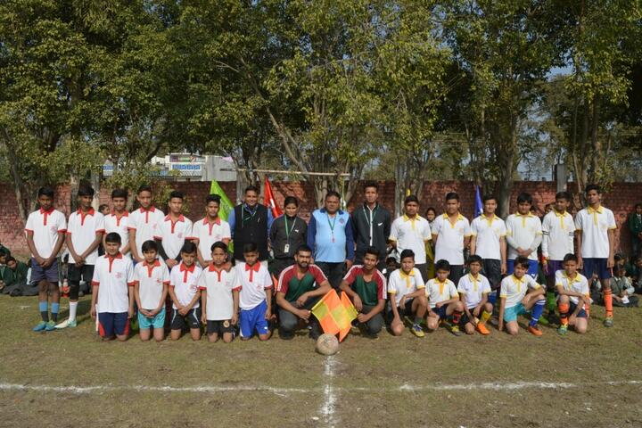 Samar Study Hall Senior Secondary School-Sports Meet Team