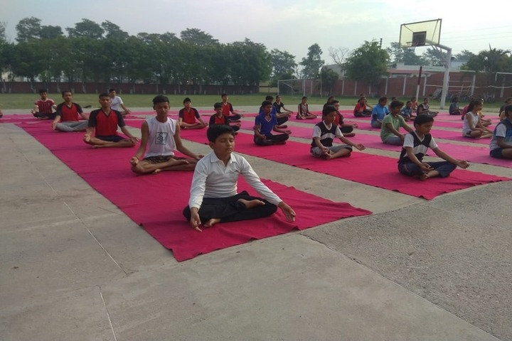 Samar Study Hall Senior Secondary School-Yoga