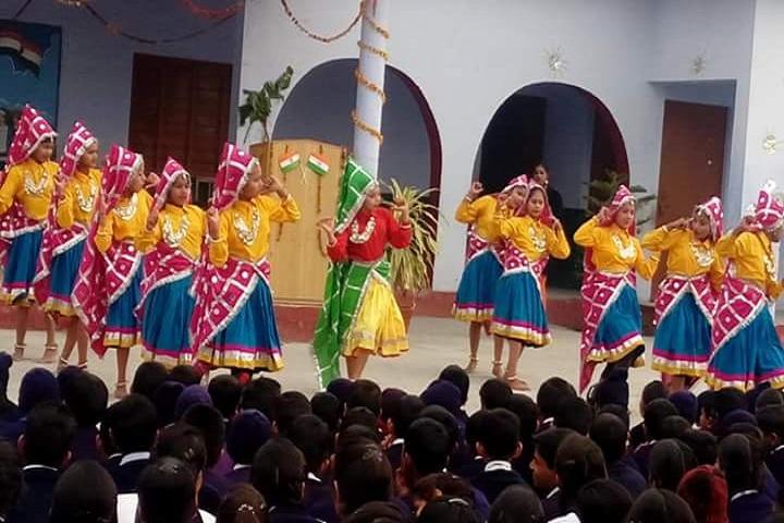 Sangam Children Academy-Dance