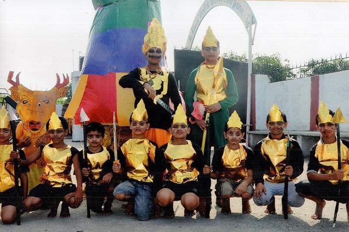 Sangam Children Academy-Drama