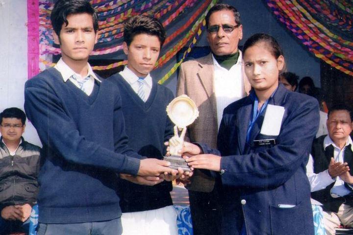 Sangam Children Academy-Prizes