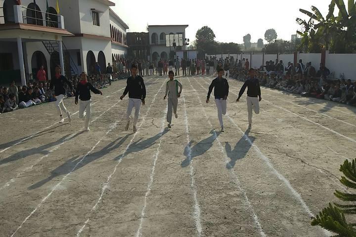 Sangam Children Academy-Runnig Competition