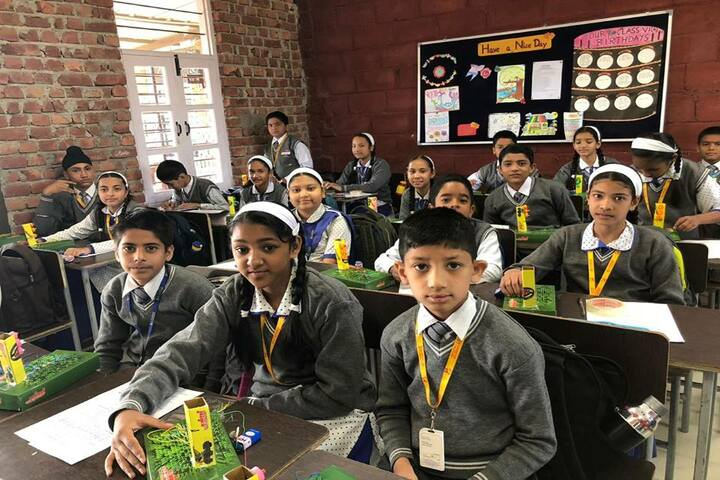 Sant Kabeer Academy-ClassRooms