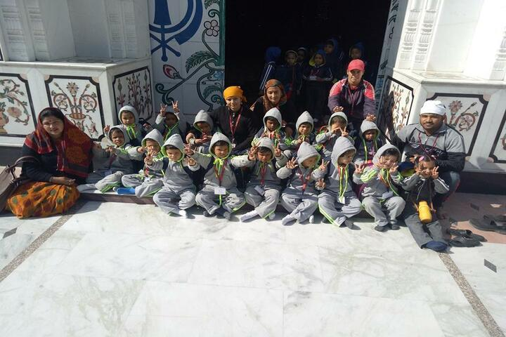 Sant Kabeer Academy-Tour
