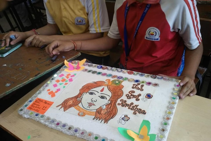 Sapience School-Art and Craft