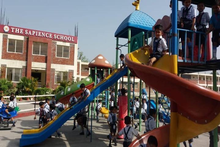 Sapience School-Kids Play Area