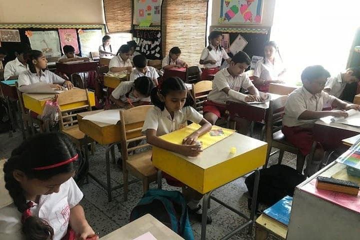 Stepping Stones Sec School-Classroom
