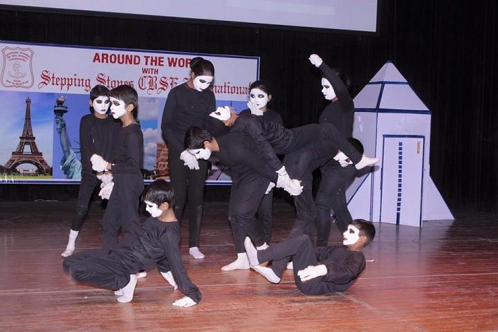 Stepping Stones Sec School-Cultural Event