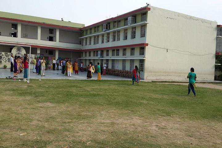 Stepping Stones Sec School-School View