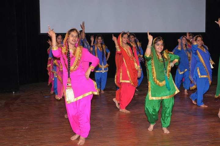 Stepping Stones Sec School-Annual function