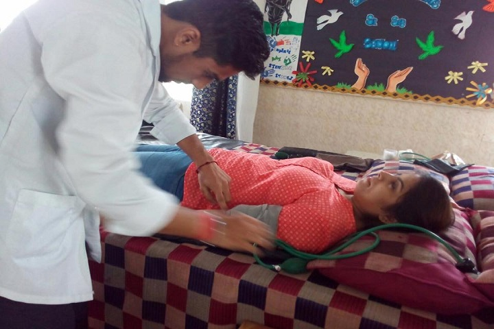 Stepping Stones Sec School-Health and Medical checkup