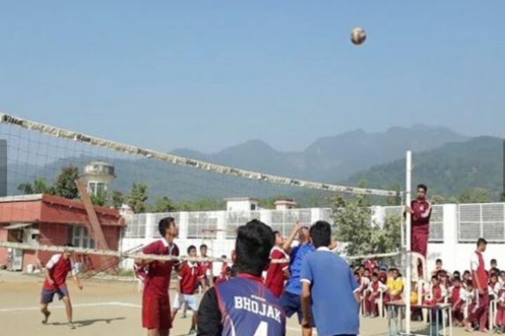 Saraswati Academy-Sports