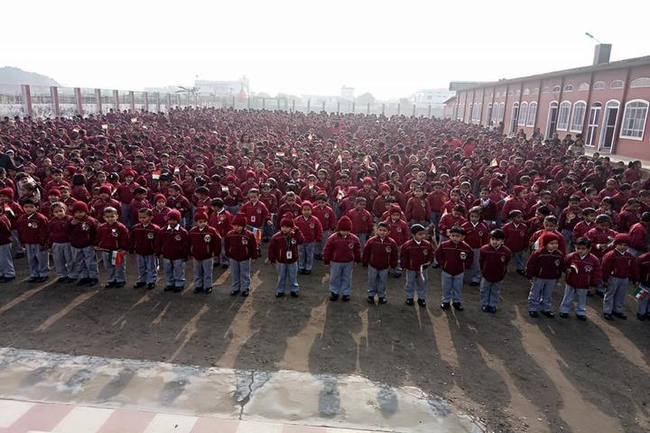 Saraswati Academy-Assembly