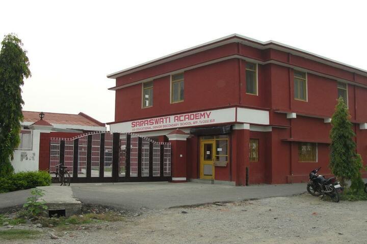 Saraswati Academy-Campus View