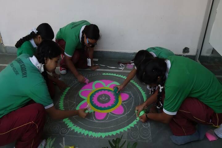 Saraswati Academy-Diwali Celebrations