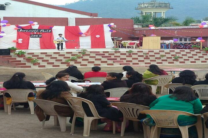 Saraswati Academy-Farewell