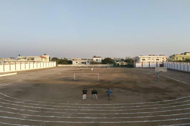 Saraswati Academy-Play Ground