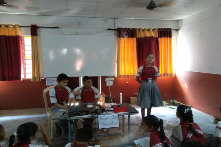 Saraswati Academy-Science Activity
