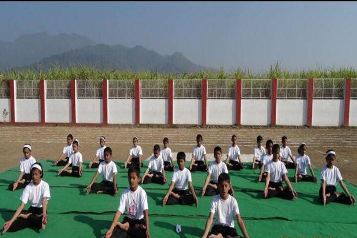 Saraswati Academy-Yoga