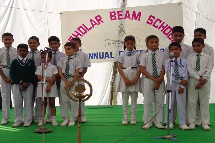 Scholar Beam School-Annual Function