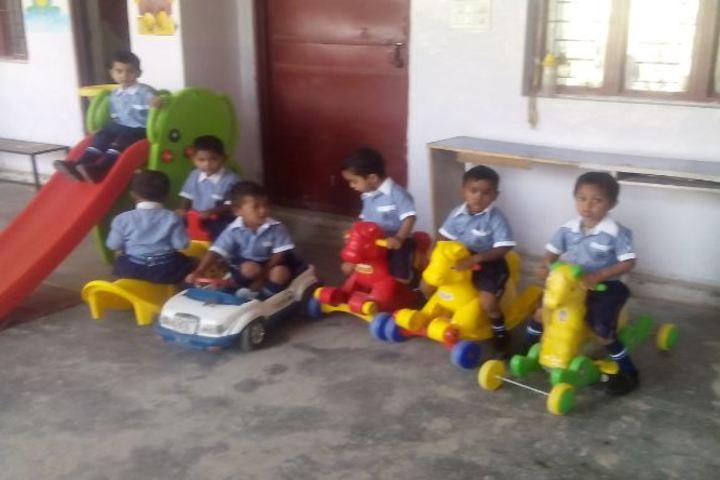 Scholar Beam School-Kid Play Area