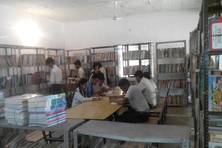 Scholar Beam School-Library