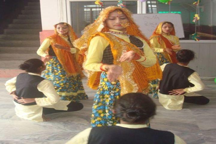 Scholars Academic Home-Dance