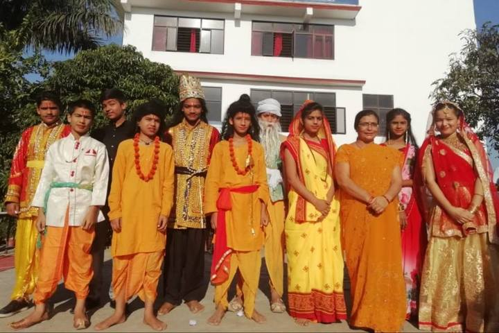 Scholars Academic Home-Skit Team