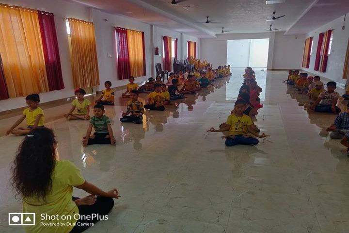 Scholars Academic Home-Yoga Activity