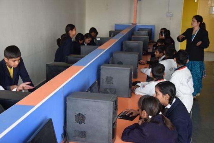 Scholars Academy-Computer Lab