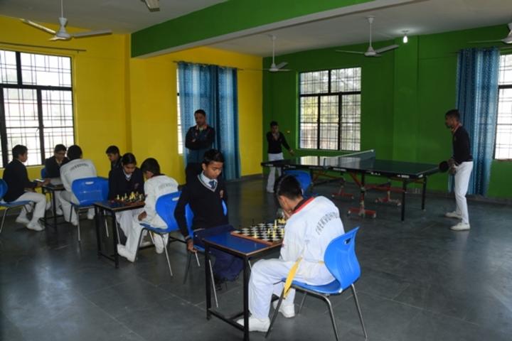Scholars Academy-Indoor Game