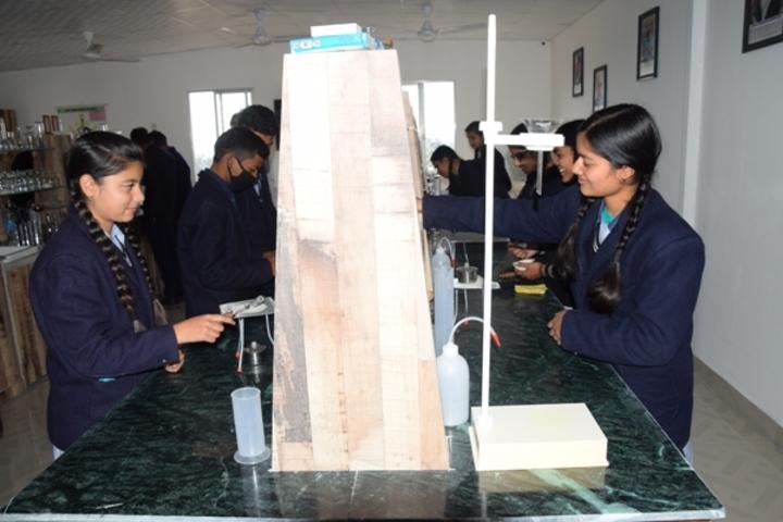 Scholars Academy-Library