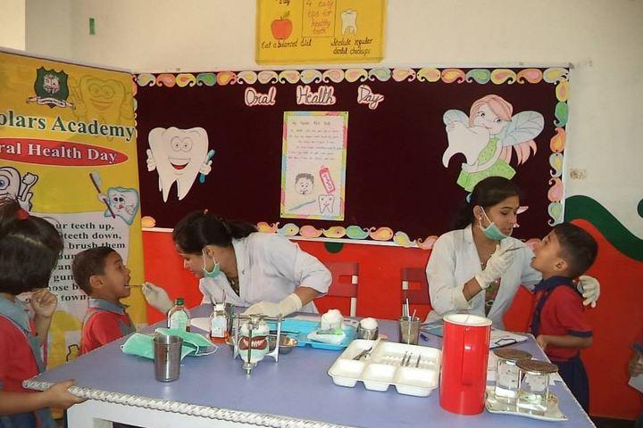 Scholars Academy-Medical Checkup