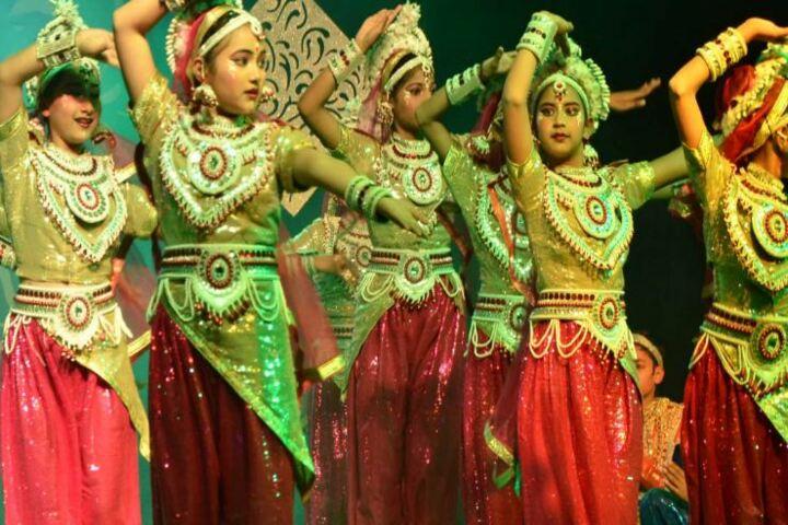 Scholars Academy-Cultural Dance