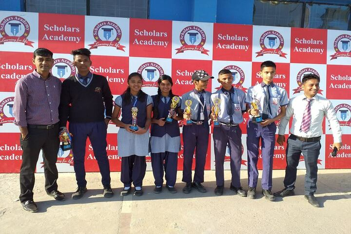 Scholars Academy-Prizes