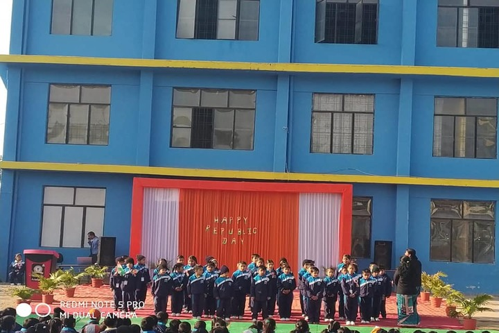 Scholars Academy-Republic Day