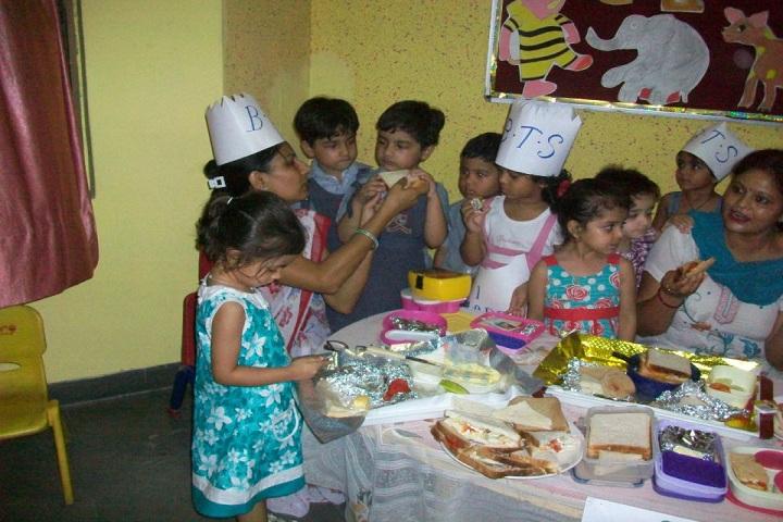 The Banyan Tree School-Food Fest