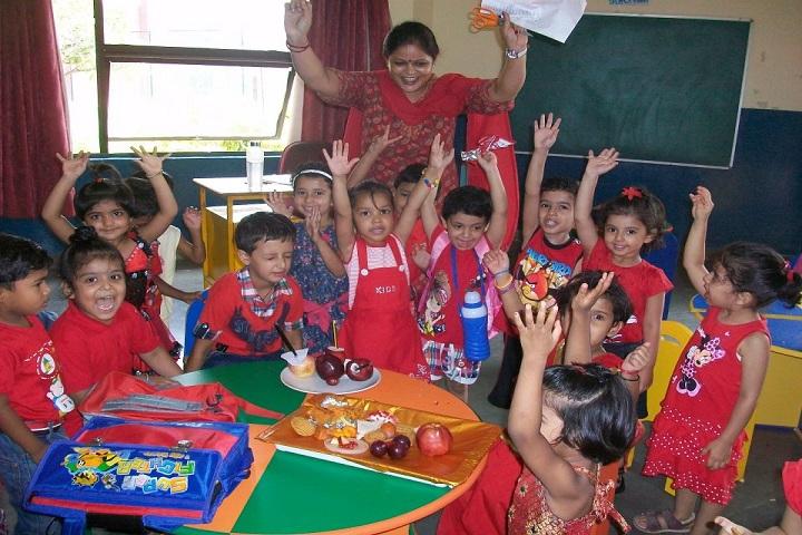 The Banyan Tree School-Kids Activities