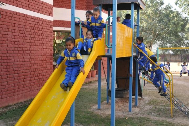 The Banyan Tree School-Kids Play Area