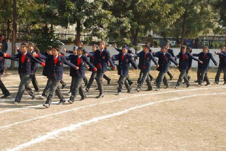 The Banyan Tree School-March Past