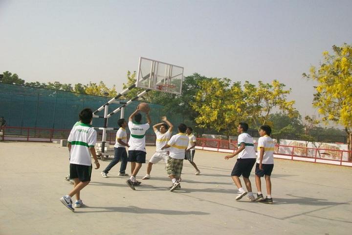 The Banyan Tree School-Play Area